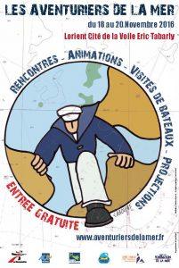 affiche des Aventuriers de la Mer